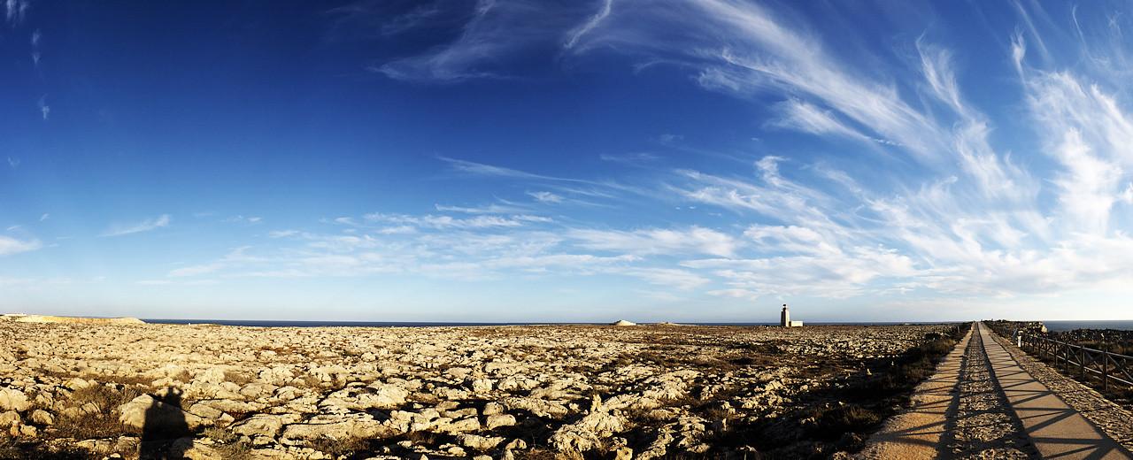 Panoráma Cabo de Sagres