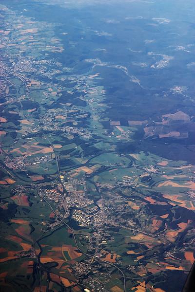Už Francie, město Sedan