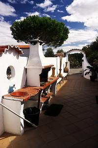 Série kýčovitých snímků z areálu Quinta do Penedo, našeho ubytování (stejného jako vloni) začíná...