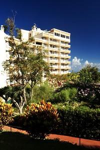 Hotel Eden, ve kterém jsme byli ubytovaní