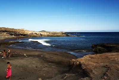 Pláž Sanatorio de Abona