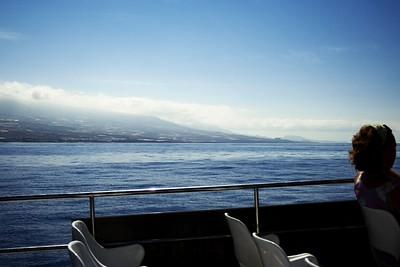 Západní pobřeží Tenerife