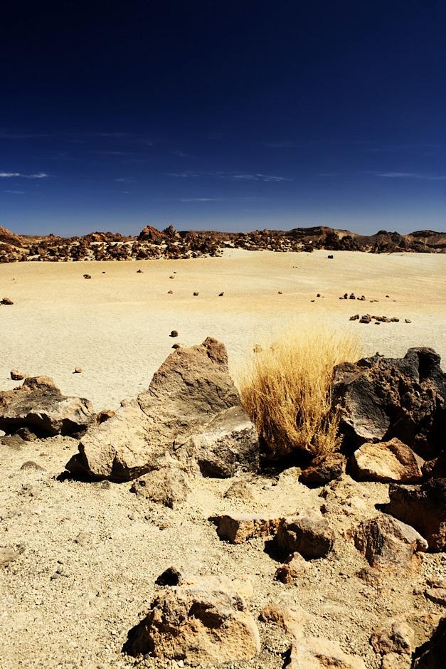 Minas de San Jose aneb poušť u Teide