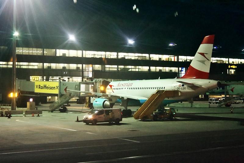 Letiětě Vídeň