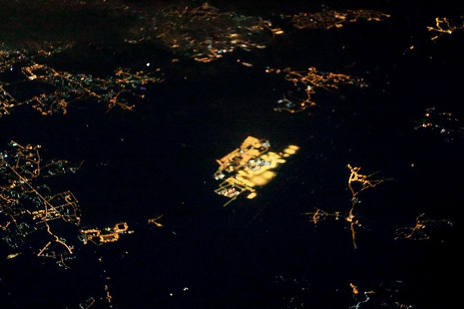 Francie, pravděpodobně lyonské Saint-Exupéryho letiště