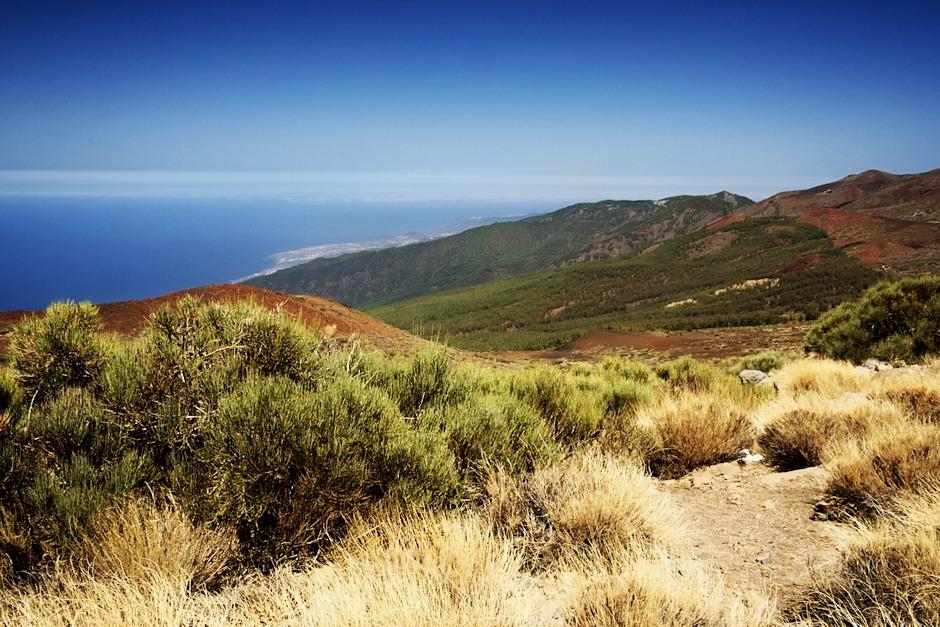 Severní pobřeží z Roque Corujado