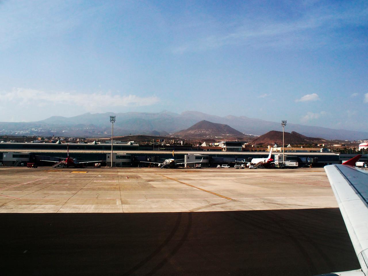 Letiště Tenerife Sur