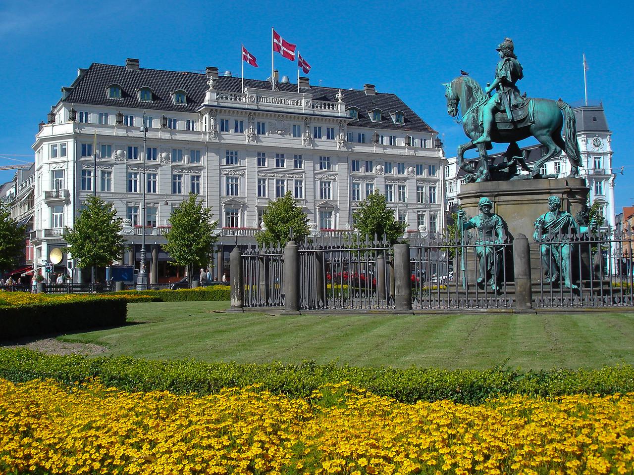 Copenhagen hotel.