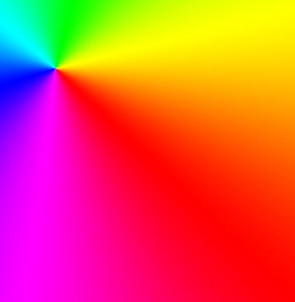 Diverse colors