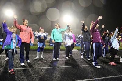 FTF  Little Cheer Leaders  10-2-15