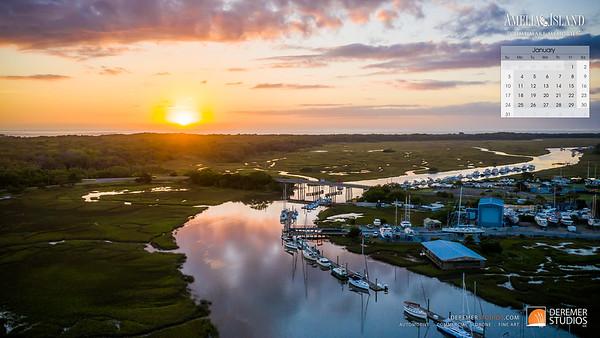 2021 Deremer Studios HD Wallpaper - Amelia Island FL