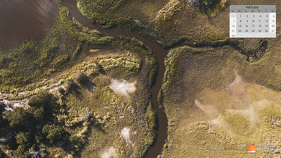2021 Deremer Studios HD Wallpaper - From Above Drone