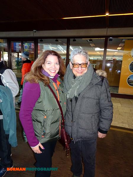 Cindy Kurman and Lee Barrie, Kurman Communications, Chicago