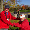 """Freedom Golf Association's First Annual """"Honor Wounded Vets 5K Run/Walk"""" succeeds in showing how adaptive golf is aiding vets' road to recovery<br /> <br /> The enthusiasm and good will were palpable at McDonald's corporate campus in Oak Brook, Illinois on Sunday, October 29 as the Freedom Golf Association's (FGA) First Annual """"Honor Wounded Vets 5K Run/Walk"""" succeeded in drawing attention to the fact that adaptive golf is clearly helping wounded vets return to normality after their military service. The more than 100 participants conquered the 5K course to show their support for the programs of the Freedom Golf Association, which is leading the way In Illinois in bringing the joy of golf to persons with physical, emotional and developmental needs.<br /> <br /> Photo credit: Cindy Kurman, Kurman Photography"""