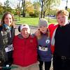 Kimberly Mercurio (Hinsdale), EQ Sylvester (Burr Ridge), Maria Meyer (Hinsdale) and Isaac LeBell (Lamont)