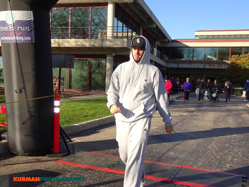 Freedom Golf Association 5K Run/Walk in Oak Brook October 29, 2017