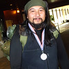 Carmelo Aguinir (Joliet) vet of Afghanistan