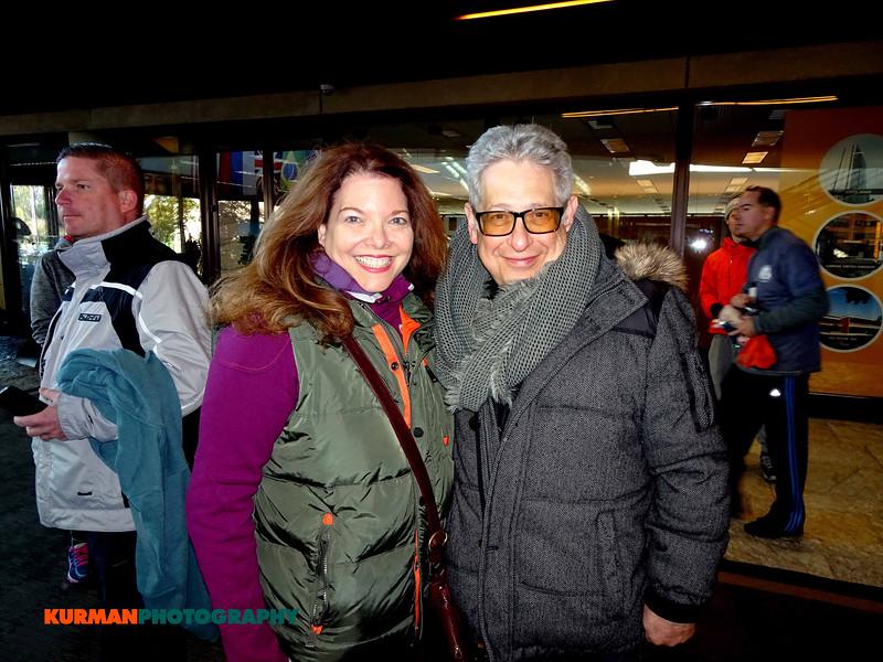 Cindy Kurman and Lee Barrie of Kurman Communications, Chicago
