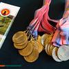 Freedom Golf Association 5K Run/Walk Medals