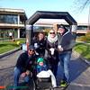 James and Laura Lassandrello (Oak Lawn), Molly and Eric Schwarz (Orland Park) and Benjamin Lassandrello (15 mos, Oak Lawn)