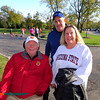 E.Q. Sylvester (Burr Ridge), Mike and Jenny Lund (Schaumburg)
