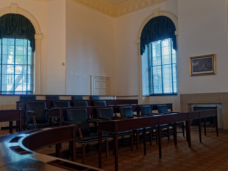 Federal Hall, House Chamber