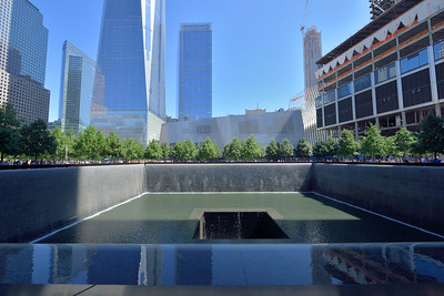 The Reflection Pool Memorial South..