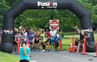 Freedom from Seizures 5K - 2018 Race Photos