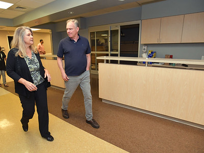 Rural Hospital Reopens