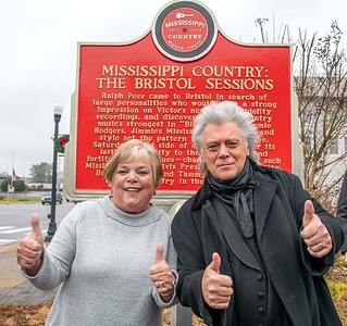 Birthplace of Country Music Historic Marker