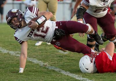 Tennessee High vs Boone Football