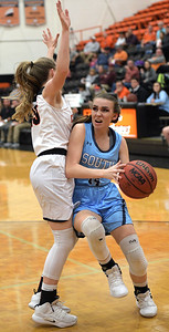 Elizabethton vs Sullivan South