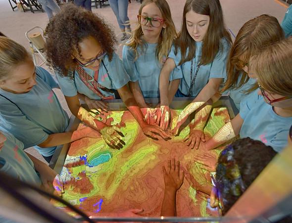 3rd Annual Girls Day in STEM H