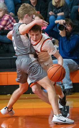 Chilhowie vs George Wythe Basketball