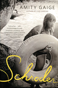 Hachette Books cover of Schroder with Chloe foto
