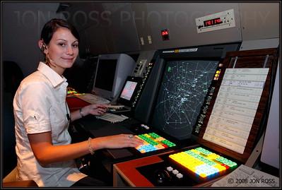 Broward College  Aviation Institute Photoshoot (Airfield Operations)MIA ATCT | Miami, FL Canon EOS 5D | Canon EF 24-70mm f/2.8 L USM | Canon 580EX Speedlight1.3s | f/7.1 @ 25mm | ISO 320