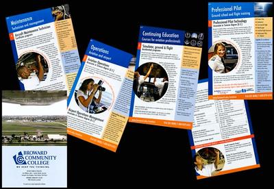 Broward College Aviation Institute Advertisement