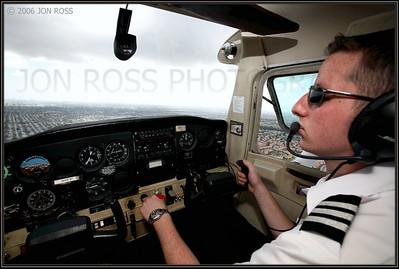 Broward College  Aviation Institute Photoshoot (Professional Pilot)HWO Airport | Pembroke Pines, FL Canon EOS 5D | Canon EF 16-35mm f/2.8 L USM | Canon 580EX Speedlight1/100s | f/8 @ 16mm | ISO 100