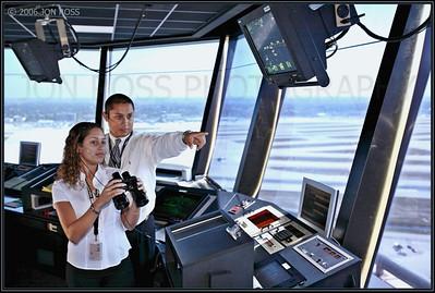 Broward College  Aviation Institute Photoshoot (Airfield Operations)MIA ATCT | Miami, FL Canon EOS 5D | Canon EF 16-35mm f/2.8 L USM | Canon 580EX Speedlight1/60s | f/3.2 @ 31mm | EC +2/3 | ISO 200