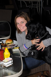Dine with your dog at Docks in Wauconda IL. 10-11-2011 Don't miss out on next week Tuesday, join up! Great food, great view. Photography by chrismike2009 from ccreative images.