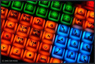 MIA TRACON Keypad | Miami, FL Canon EOS 5D | Canon EF 100mm f/2.8 USM Macro20s | f/22 @ 100mm | EC -1 | ISO 200