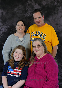 Fox Lake Photographer. More Formal Portraits. Birthday Party Linnea P 11/23/13.