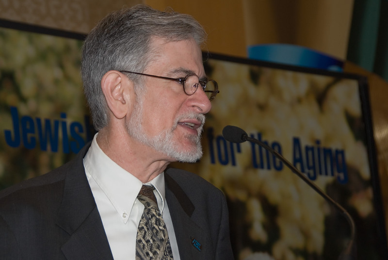 50+ Employment Expo -- David Gamse, Executive Director of the Jewish Council for the Aging