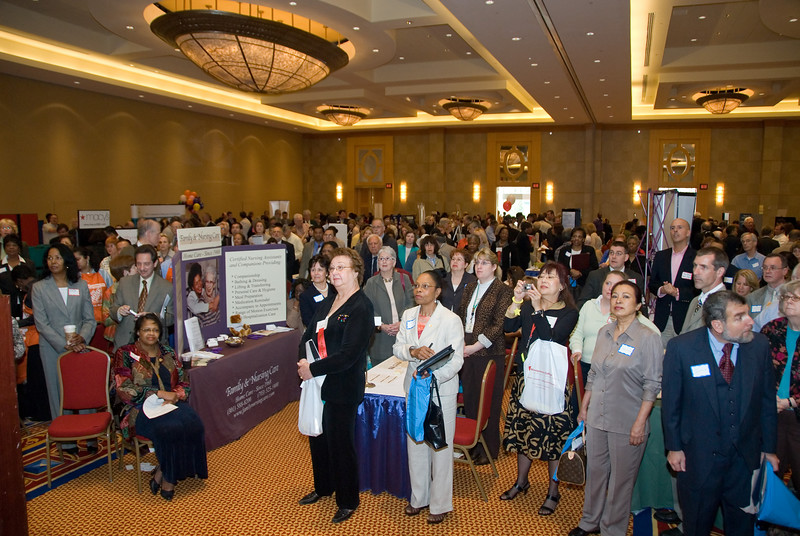 50+ Employment Expo -- Audience