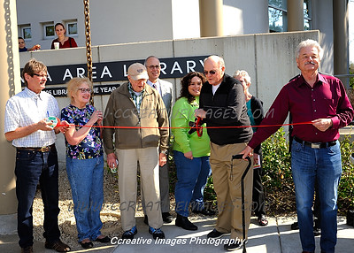 Wauconda Area Library Grand Opening. 4.18.15
