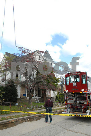 Fatal House Fire 10-26-06
