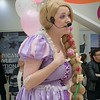 Rapunzel pays a visit to Freeport