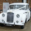 Elizabeth - 1962 Princess Wedding Car from Diamond Limousines