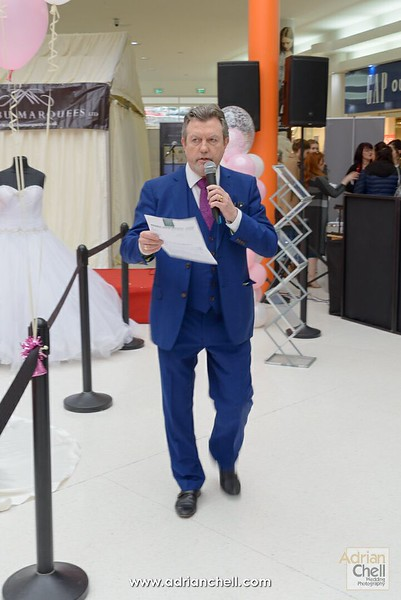 Chris Stokes, Magician, Entertainer and compère for the day