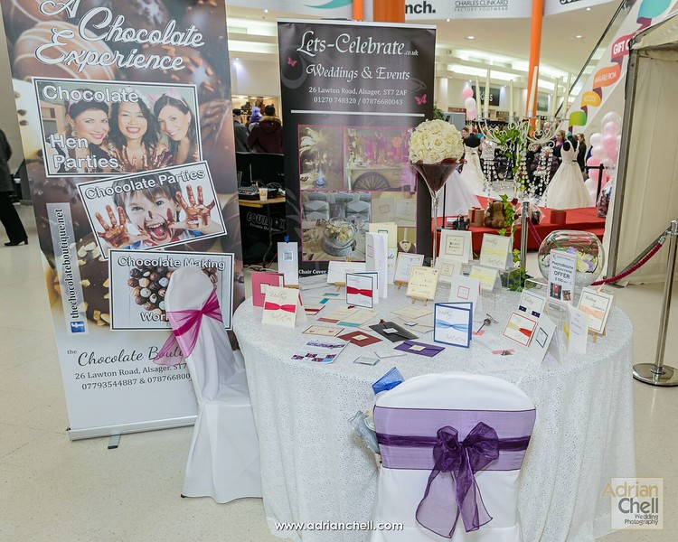 The Chocolate Boutique and Let's Celebrate of Alsager